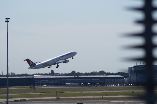 Employer Pass Airplane Business Needs